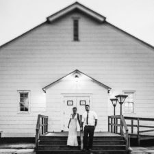 Chapel at Sandy Hook Wedding